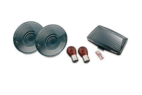 light smoke kit smoke lens kits lenses bezels bulbs lighting kuryakyn