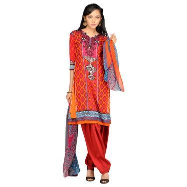 buy naira set of 7 mughal inspired printed dress material
