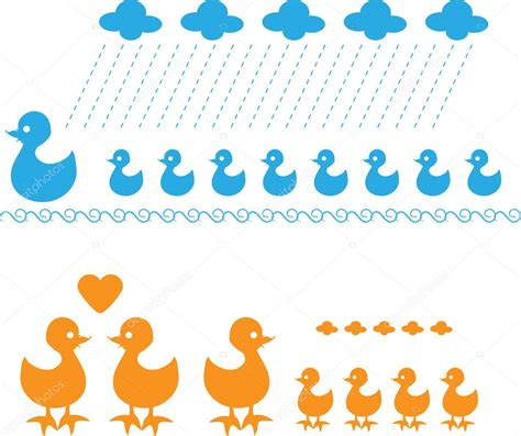 Vector Feathered Duck Family Stock Vector 169 Realmcoy 1669093 Genealogical Stock Vectors Royalty Free Genealogical Illustrations Depositphotos 174