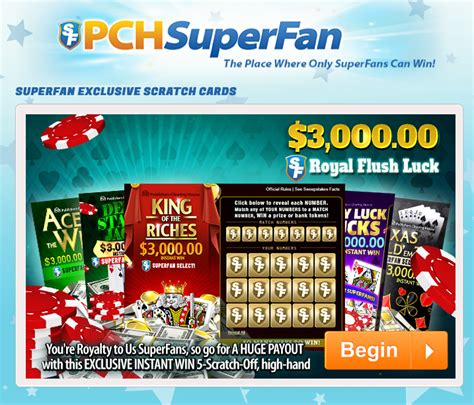 Pch Superfan Page - top 5 reasons to become a pchsuperfan pch blog
