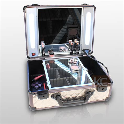 Makeup Cases With Mirrors From Asos by New Design Wholesale Aluminum Small Lighted Box