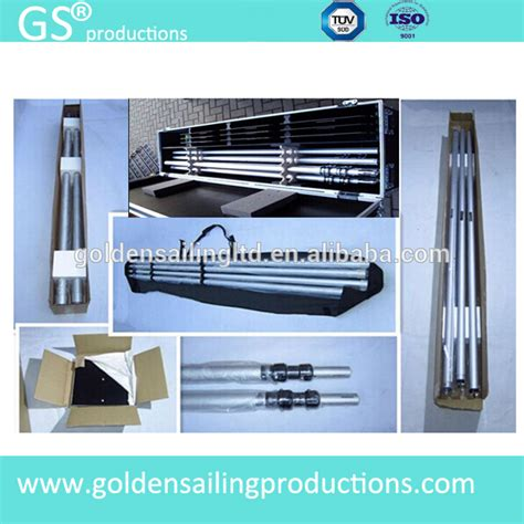 portable pipe and drape systems aluminum portable pipe and drape kits for decoration buy