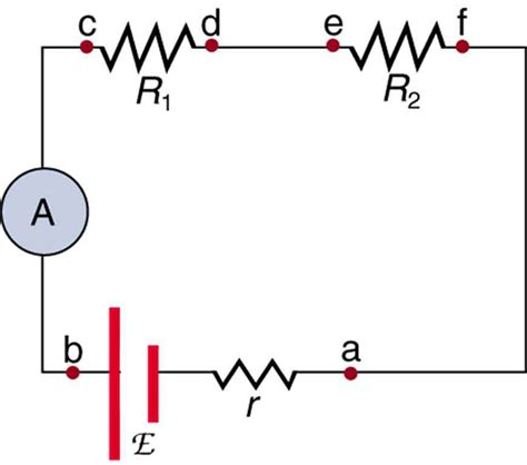 what type of meter is connected in parallel with a resistor in a circuit and why dc voltmeters and ammeters 183 physics