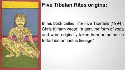 5 Tibetan Rites Detox Symptoms by Five Tibetan Rites