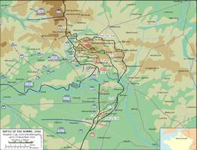 file map of the battle of the somme 1916 svg wikimedia