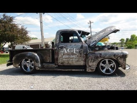 cool ls for sale mike rutherford s cool 51 chevy 3100 hot rod rat rod