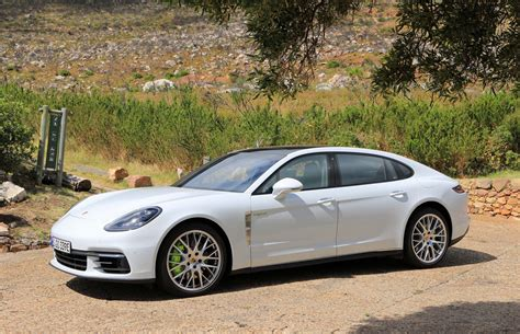 porsche electric 2018 2018 porsche panamera 4 e hybrid cars exclusive