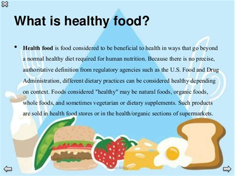 what is the healthiest food junk food vs healthy food