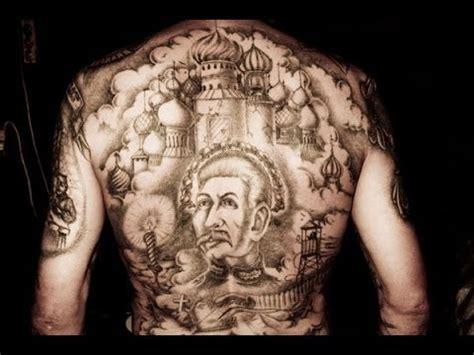 russian prison tattoos marked russian prison documentary