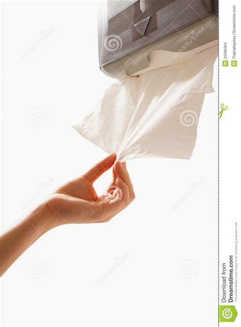 What Makes Paper Towel Absorbent - cleaning up with absorbent paper towel stock images