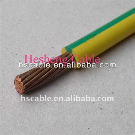 Kabel Grounding 10mm 6mm 10mm 16mm 25mm 35mm 50mm 70mm 95mm yellow green pvc