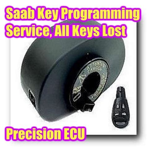 saab 93 9 3 key fob programming for cim module all