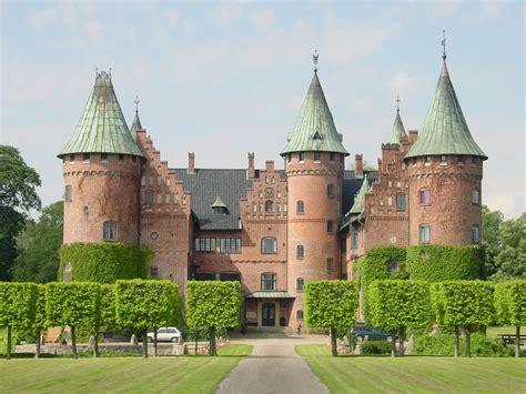 Imagenes De Otoño En Suecia   palacio de suecia