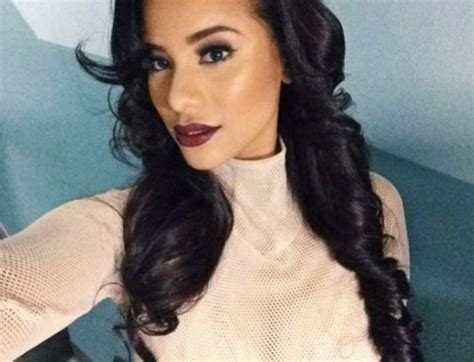 cyn pulled back hair love and hip 29 best images about love and hip hop new york on