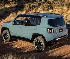 Renegade Jeep 2016 Jeep Renegade Review Configurations Release Date