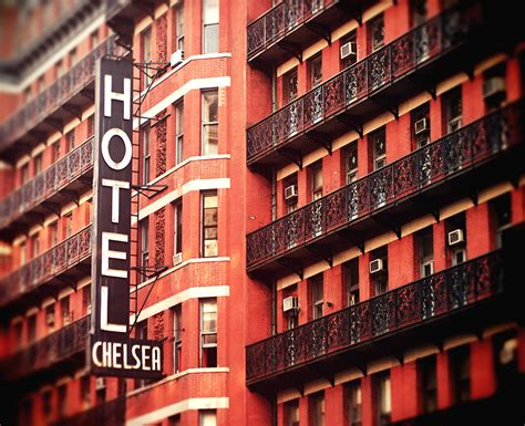 Chelsea Hotel Dbi Projects
