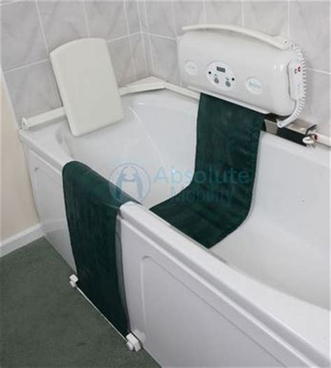 Geriatric Bathtubs by Bath Lifts Bathtime Mobility