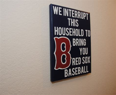 boston red sox home decor red sox home decor baseball sign boston red sox sign
