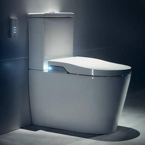 roca inspira  wash close coupled smart bidet toilet