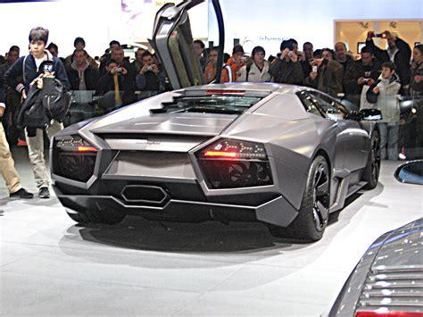 Lamborghini Reventon Wiki File Lamborghini Reventon Rear View Jpg Wikimedia Commons
