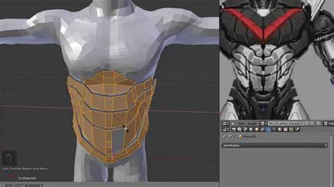 tutorial blender robot transformer style robot series modeling part 2 how to