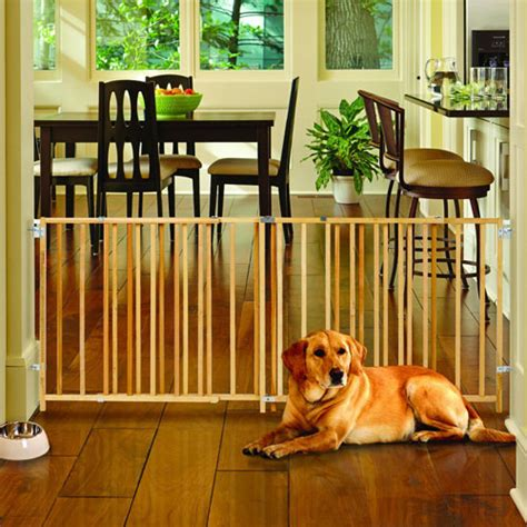 swinging dog gate pictures on swinging dog gate pets and animals pictures