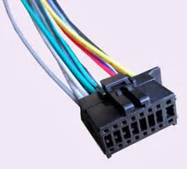 wiring harness fit pioneer deh 150mp deh 15mp deh15ub deh 2500ui deh 4500bt 16c ebay