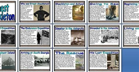 biography posters ks2 geography ks2 resources biography of explorer ernest