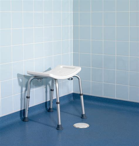 portable shower stool pss490