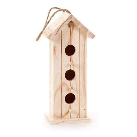 unfinished craft projects unfinished wood craft project bird house 3 5 quot x 9 quot