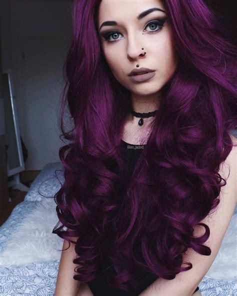 colores de pelo cortes de cabello las 25 mejores ideas sobre pelo violeta en pinterest y m 225 s