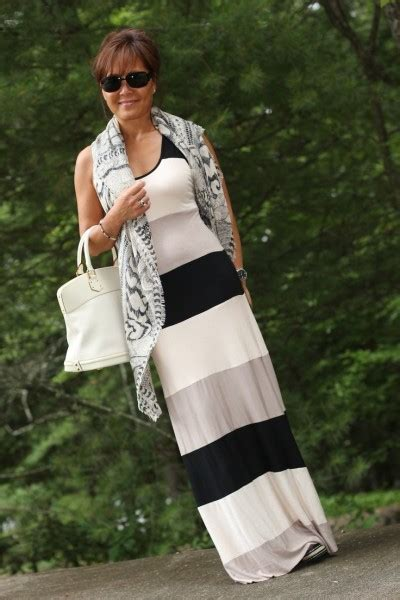 cute summer outfits for 50 year old women fashion over 50 don t be afraid of aging voguemagz