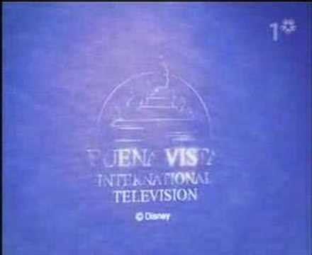 Tv Vrista buena vista walt disney logo