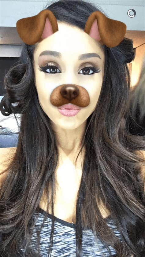 snapchat faces capture   selfie