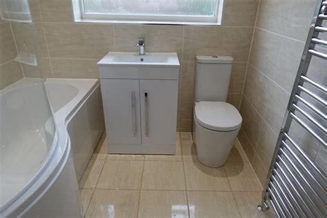 p shower bath kenilworth home refitted with p shaped bath and trion shower