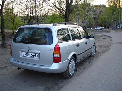 opel astra 2001 2001 opel astra caravan pictures for sale