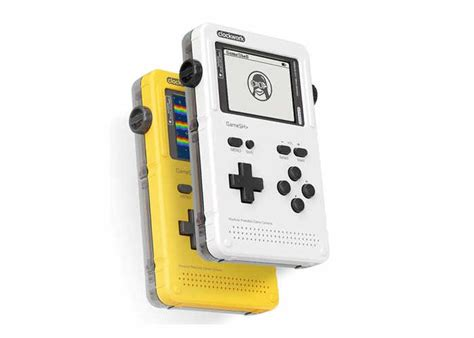 open source handheld console gameshell diy handheld console modular and open