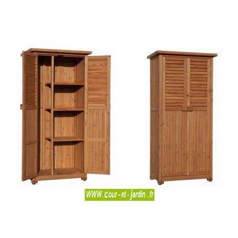 armoire pour balcon ou jardin haute armoire de rangement