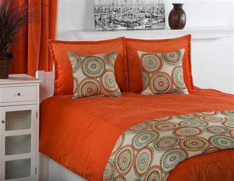 orange coverlet king orange bedding sets has one of the best kind of other is