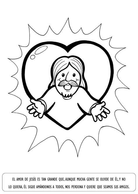imagenes de jesus para colorear infantiles imagenes de jesus en dibujos para ni 241 os divertidos