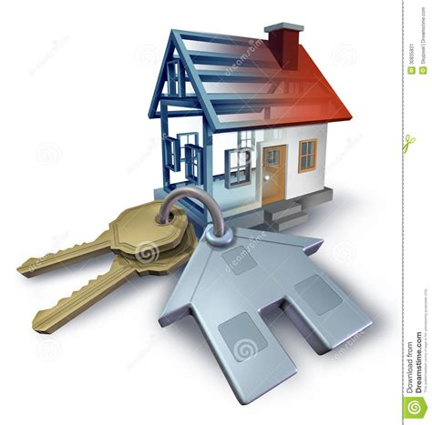 design home keys real estate planning stock image image 30835831