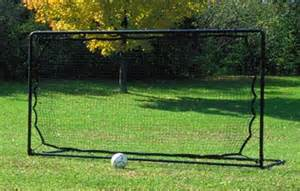 soccer rebounder goals and nets portable backyard and