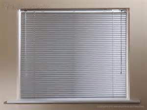 Sleek venetian blinds give a modern and minimalist look to any room