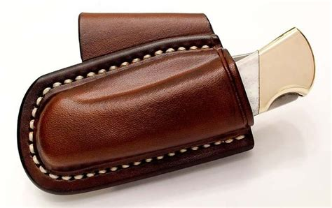 buck 110 horizontal sheath 17 best images about leather working on