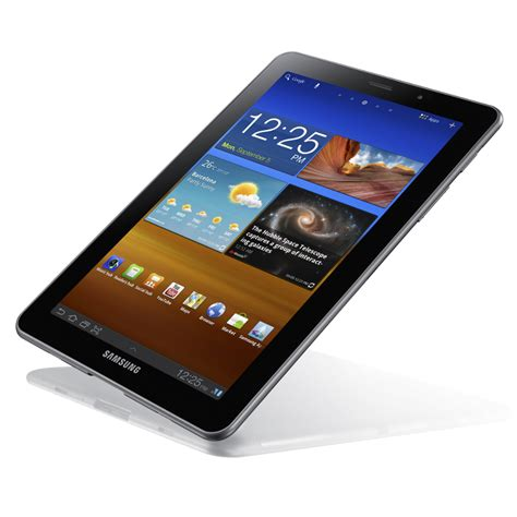 7 Samsung Galaxy Tab A Samsung Galaxy Tab 7 7 Now Official With Android 3 2 Honeycomb