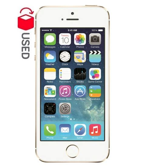 apple guarantee certified used apple iphone 5s 16gb gold 1 gb 1 gb