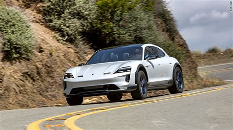 Porsche Electric Car by Porsche S First Electric Car Will Be Called The Taycan