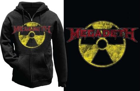 Sweater Hoodie Zipper Radioactive Azk 28 best band t shirts images on band t shirts