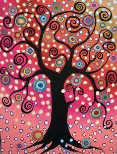 hoy pintamos mandalas capturando la vida 32 best images about arbol de la vida on pinterest