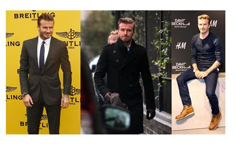 Can David Beckham Make American Athletes More Fashionable by Stylish 2013 Top 10 Alux